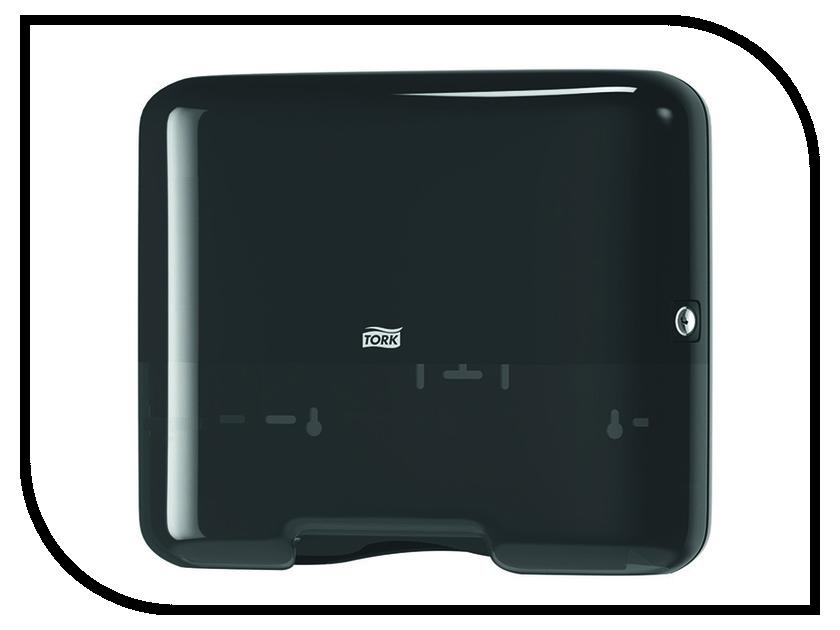 Купить Дозатор Tork H3 Elevation Singlefold Mini для полотенец в пачках Black 553108, Германия