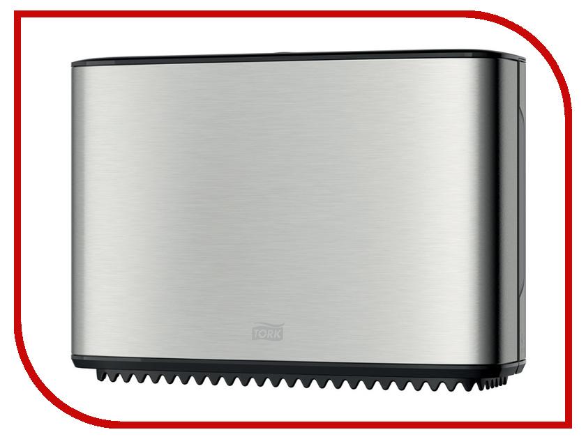 Купить Дозатор Tork T2 Aluminium для туалетной бумаги Metall 460006, Германия