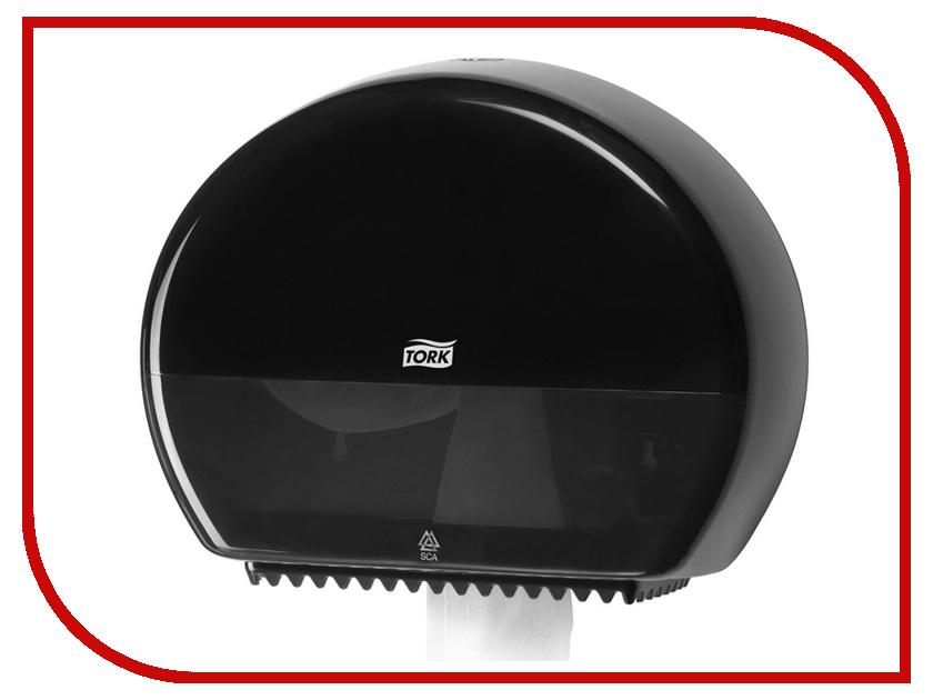 Купить Дозатор Tork T2 Elevation для туалетной бумаги Black 555008, Германия