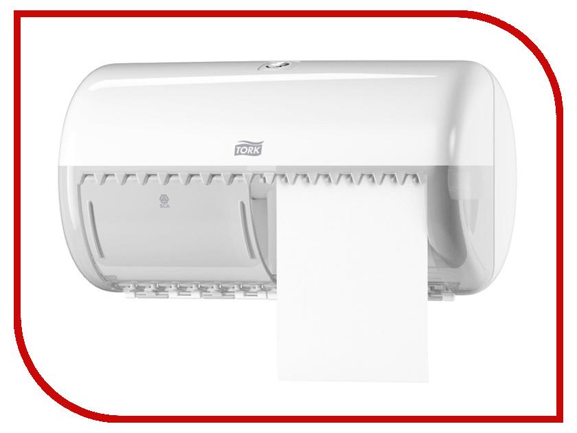 Купить Дозатор Tork T4 Elevation для туалетной бумаги White 557000, Германия