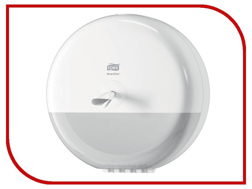 Купить Дозатор Tork T8 SmartOne для туалетной бумаги White 680000, Германия