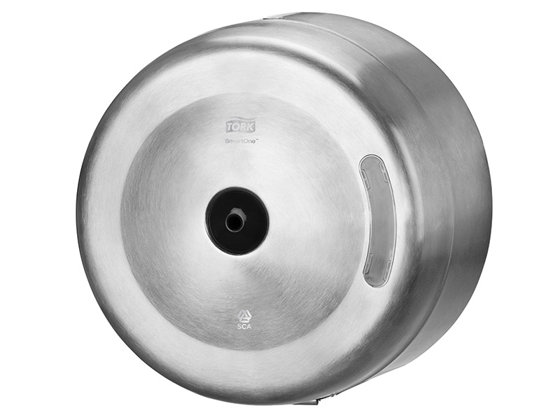 Дозатор Tork T8 SmartOne для туалетной бумаги Metall 472054/2940300