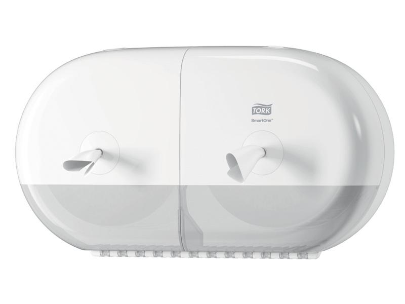 Дозатор Tork T9 SmartOne для туалетной бумаги White 682000