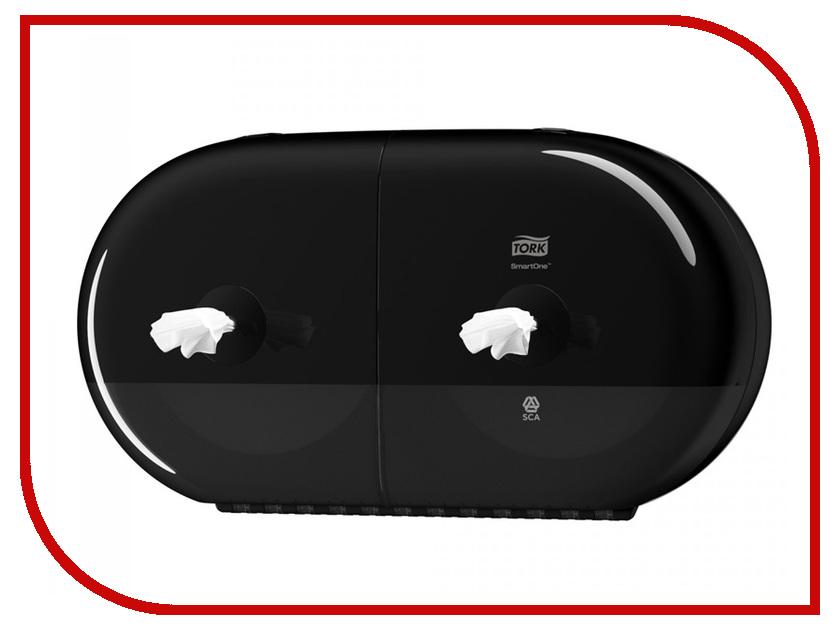 Дозатор Tork T9 SmartOne для туалетной бумаги Black 682008 abc t9 electric screwdriver torx bits set silver grey 5mm shank t9