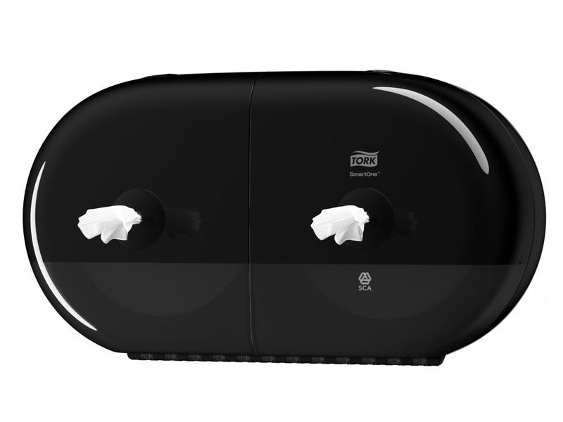 Дозатор Tork T9 SmartOne для туалетной бумаги Black 682008