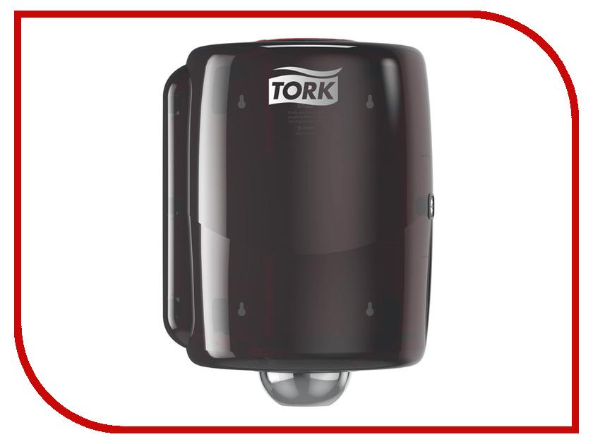 Дозатор Tork W2 Performance для материалов в рулоне Black 653008