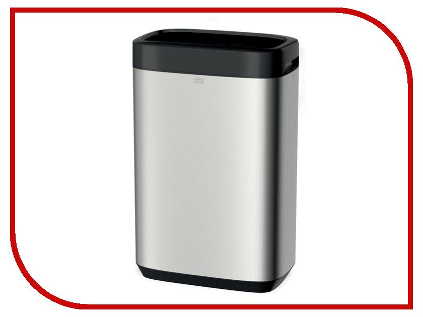 Мусорное ведро Tork B1 Aluminium 50L Metall 460011