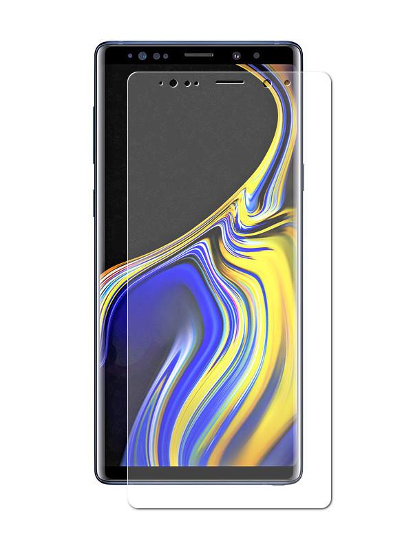 Аксессуар Защитная пленка LuxCase для Samsung Galaxy Note 9 антибликовая 52654 аксессуар защитная пленка универсальная luxcase 5 9 антибликовая 120x80mm 80101