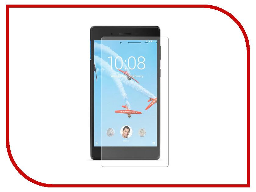 Аксессуар Защитная пленка для Lenovo Tab 4 TB-7304X LuxCase антибликовая 51180