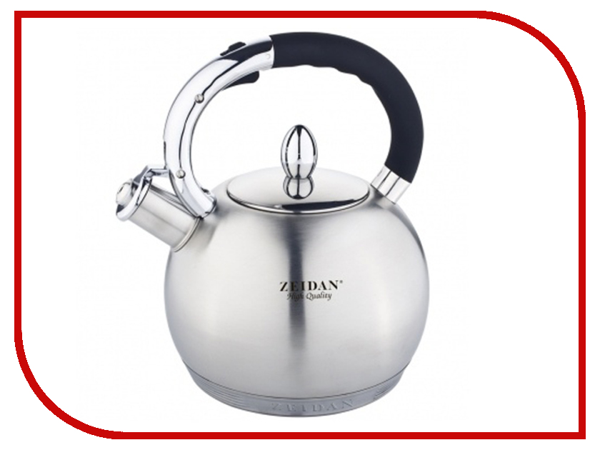 Чайник Zeidan 3L Silver Z-4160 кастрюля zeidan 3l 18x11 5cm z 50238