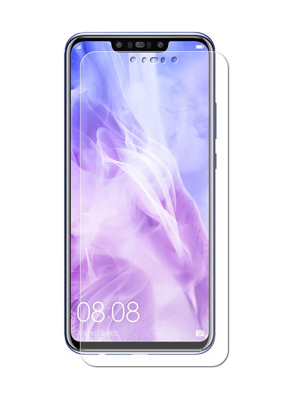 Аксессуар Защитная пленка LuxCase для Huawei Nova 3 Full Screen Transparent 89053