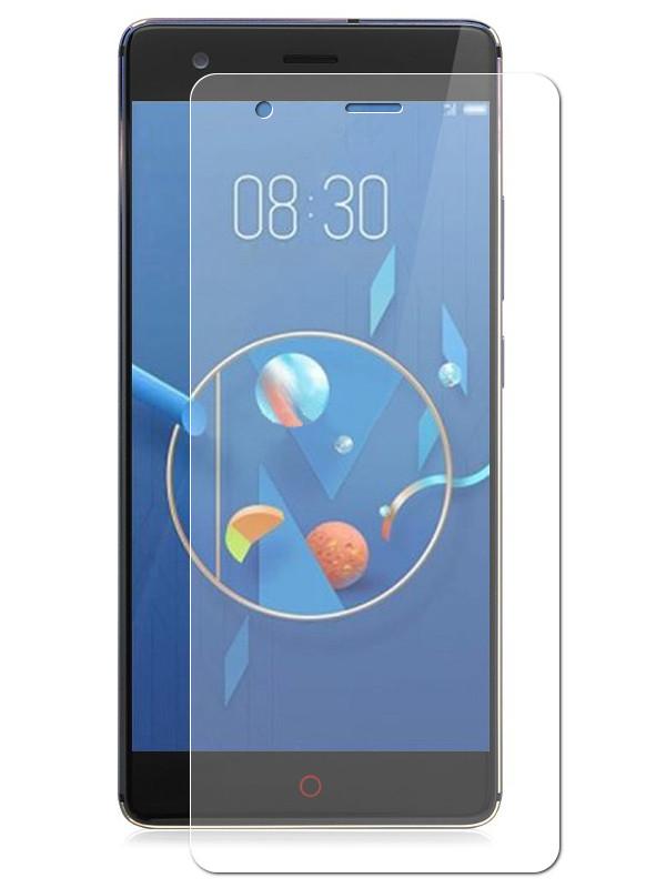 Аксессуар Защитная пленка LuxCase для ZTE Nubia Z17 Lite Full Screen Transparent 88271 цена
