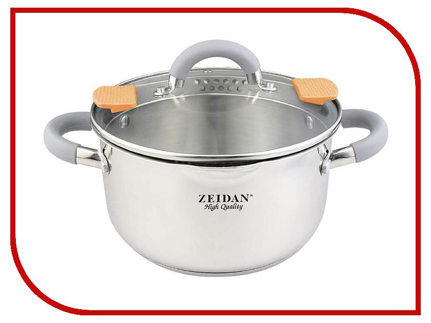 Кастрюля Zeidan 2.9L 18cm Z-50289 кастрюля zeidan 3l 18x11 5cm z 50238
