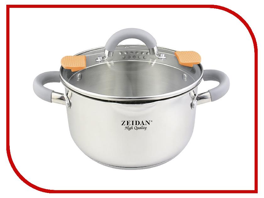 Кастрюля Zeidan 5L 22cm Z-50291 кастрюля zeidan 3l 18x11 5cm z 50238