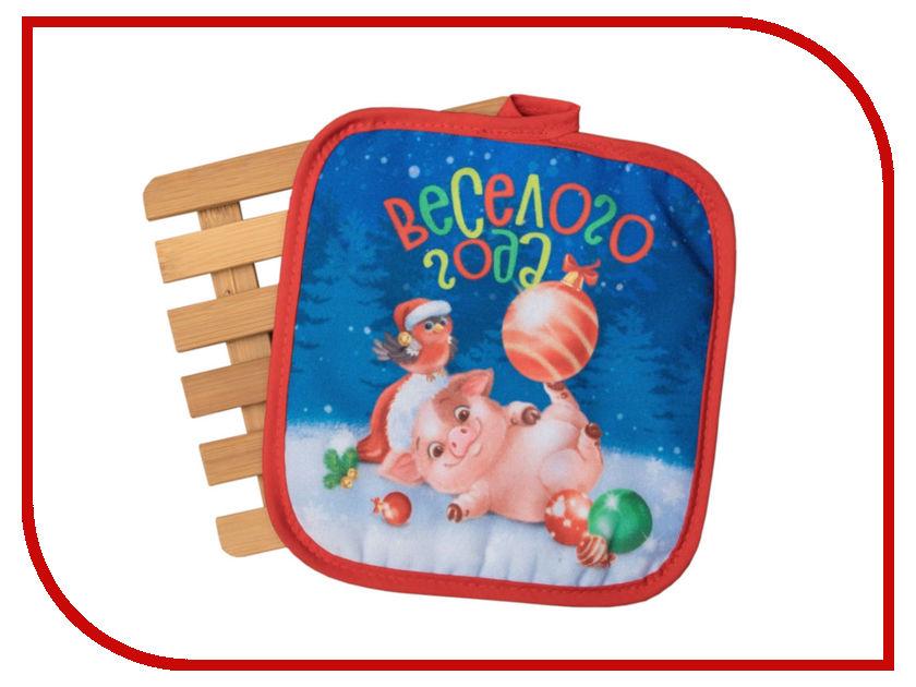 Кухонный набор Доляна Веселого Года 3718882 веселого рождества мама
