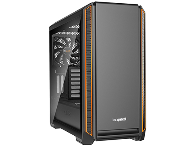 Корпус Be Quiet Silent Base 601 BGW25 Orange