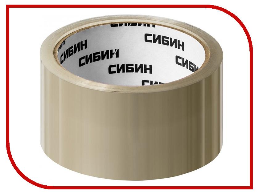 Клейкая лента Сибин 48mm x 50m 12055-50-50_z02 лента клейкая декоративная восток бумага 15мм x 3м х 4шт