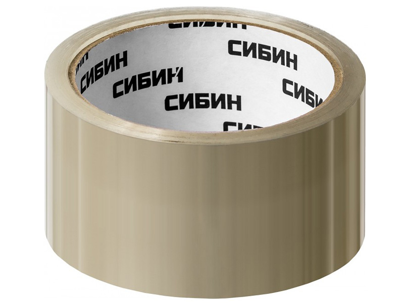 Клейкая лента Сибин 48mm x 50m 12055-50-50_z02
