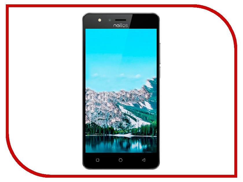 Сотовый телефон Neffos C5S Dark-Grey TP704A21RU