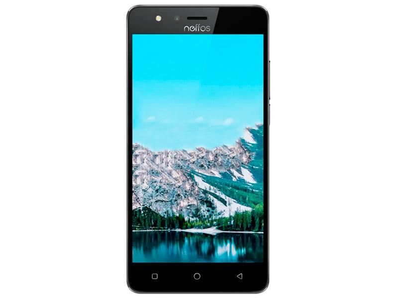 Сотовый телефон Neffos C5S Dark-Grey TP704A21RU цена