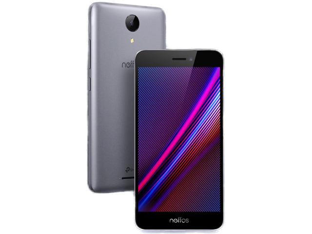Сотовый телефон Neffos C7A Dark-Grey TP705A24RU цена и фото