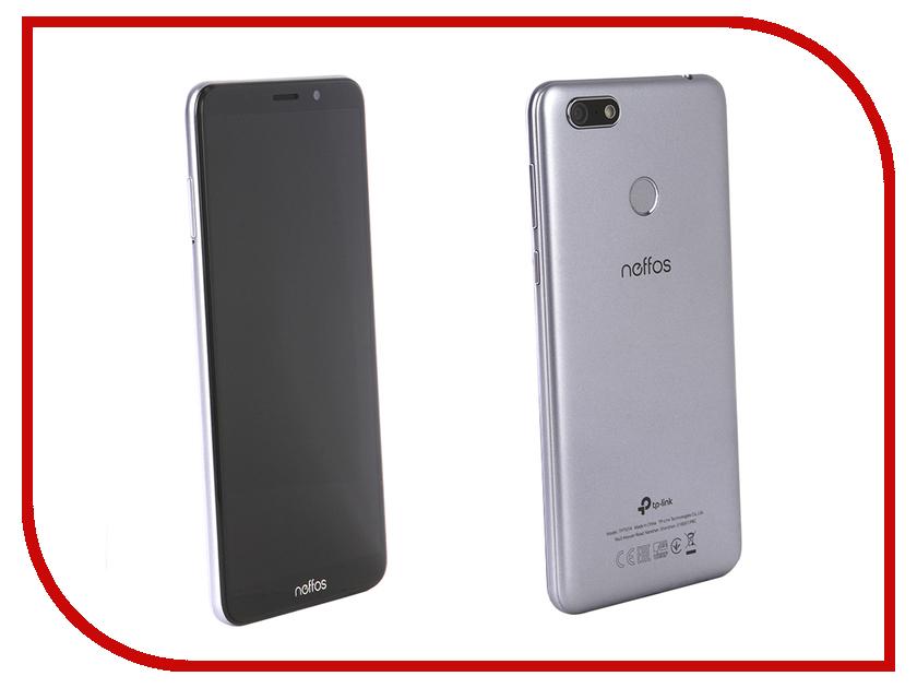 Сотовый телефон Neffos C9 Cloudy-Grey TP707A24RU