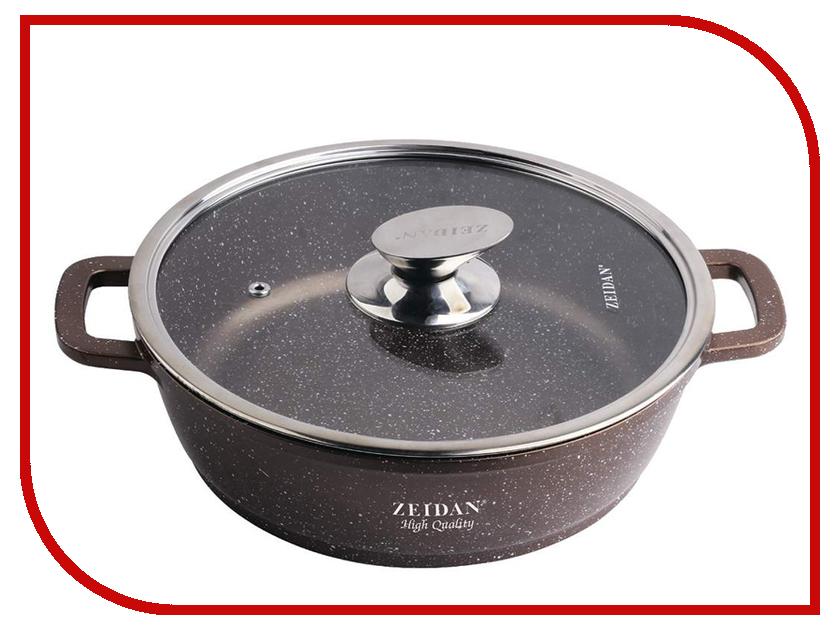 Кастрюля-жаровня Zeidan 4L 26cm Z-50310 кастрюля жаровня zeidan 7l 32cm z 50260
