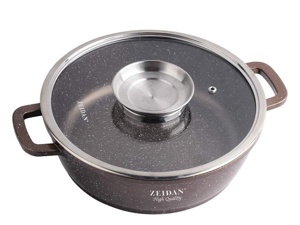 Кастрюля-жаровня Zeidan 5L 28cm Z-50311