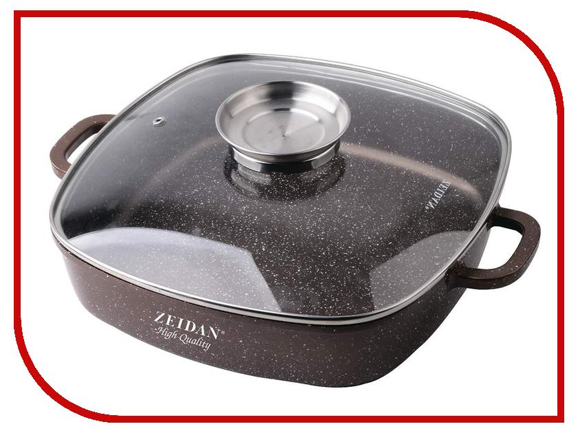 Кастрюля-жаровня Zeidan 4.5L 28x28cm Z-50313 кастрюля жаровня zeidan 7l 32cm z 50260