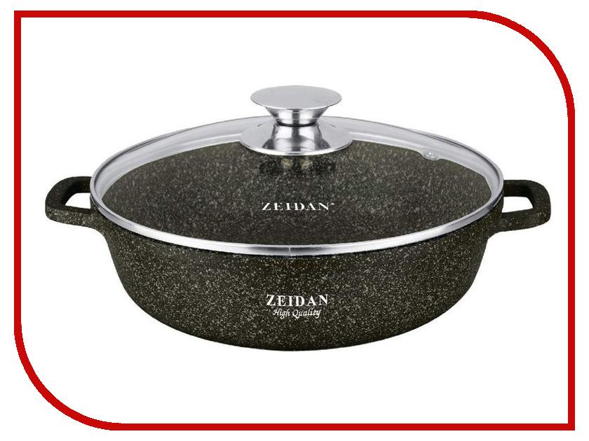 Кастрюля-жаровня Zeidan 3.5L 24cm Z-50270 кастрюля жаровня zeidan 7l 32cm z 50260