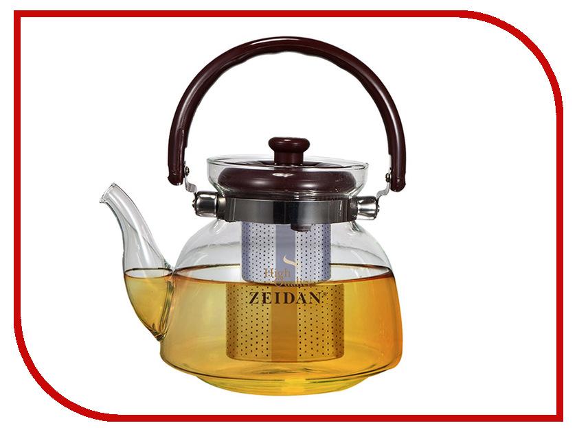 Фото - Чайник заварочный Zeidan 800ml Z-4056 сковорода zeidan 800ml 12x7cm z 50196