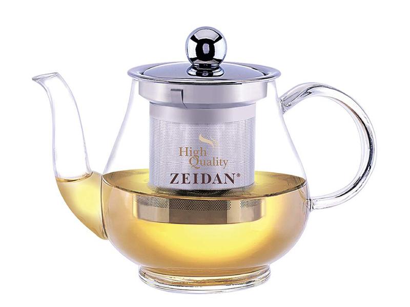 Чайник заварочный Zeidan 500ml Z-4208 чайник zeidan 4l z 4150