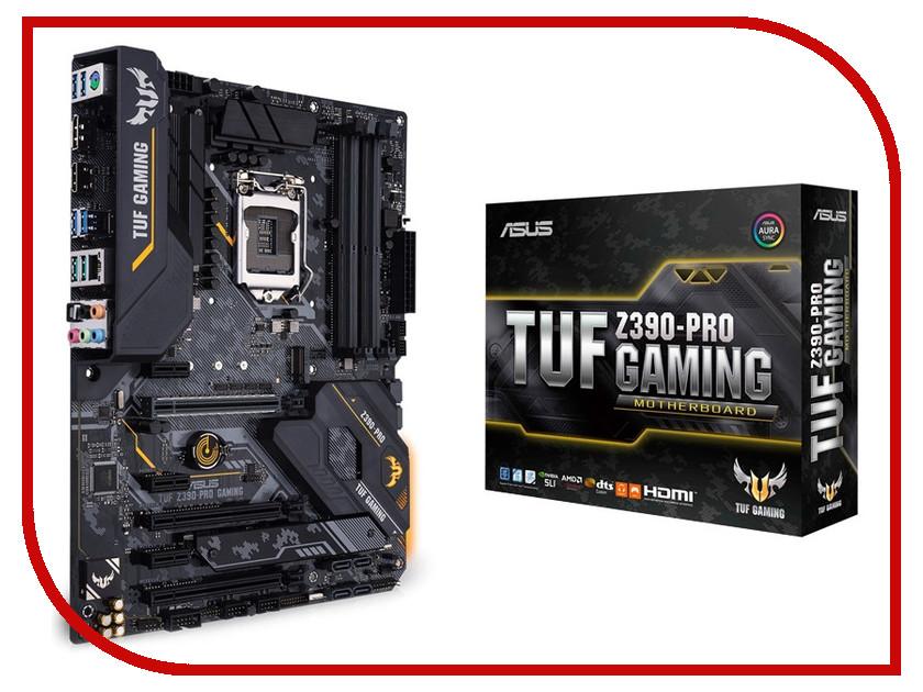 купить Материнская плата ASUS TUF Z390-PRO Gaming онлайн