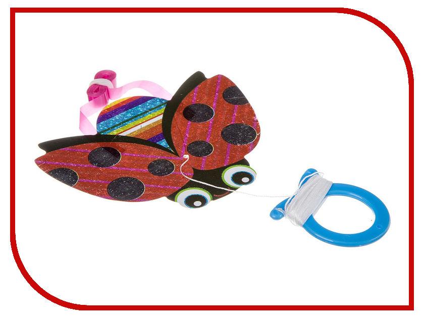 Фото - Игрушка Bondibon Чудики Воздушный змей Мини Полёт Божья Коровка ВВ2493 игрушка антистресс bondibon чудики мякиш рыба еж вв3035