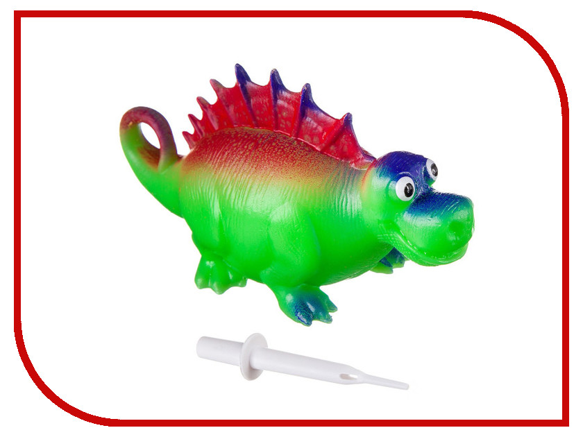 Фото - Шар надувной Bondibon Чудики Динозавр Кентрозавр ВВ2483 игрушка антистресс bondibon чудики мякиш рыба еж вв3035
