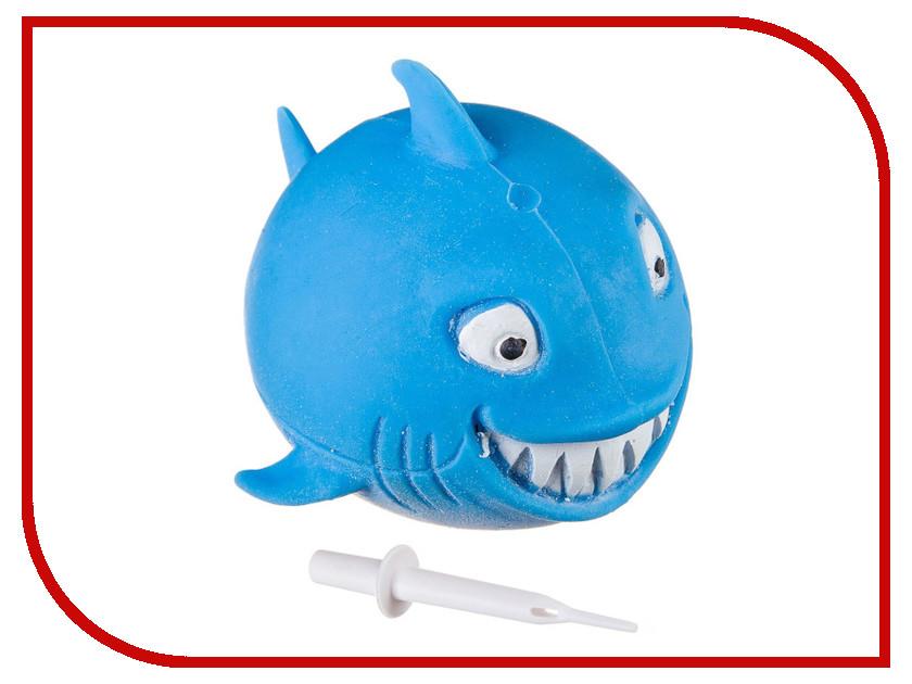 Шар надувной Bondibon Чудики Летящие Животные Акула ВВ2490 bondibon 3d картина животные
