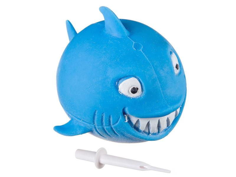 Шар надувной Bondibon Чудики Летящие Животные Акула ВВ2490