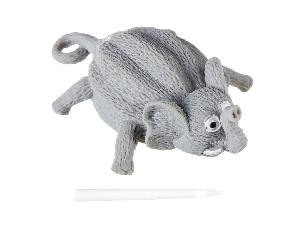 Шар надувной Bondibon Чудики Летящие Животные Слон ВВ2487