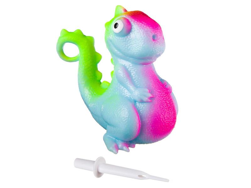 Шар надувной Bondibon Чудики Динозавр Тиранозавр ВВ2481