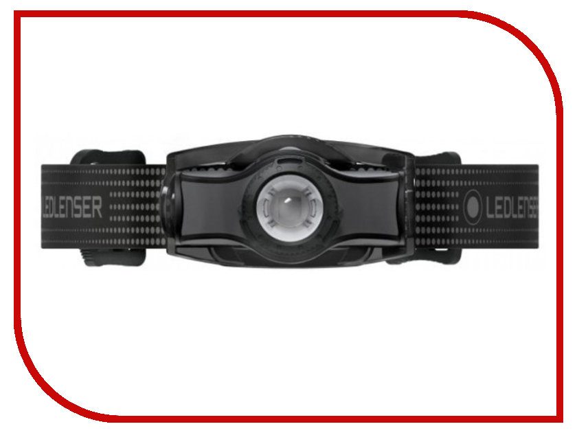 Фонарь LED Lenser MH5 Grey 501598 фонарь led lenser p7 2n 1200