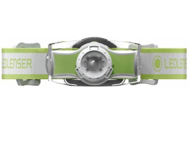 Фонарь LED Lenser MH5 Green 501952