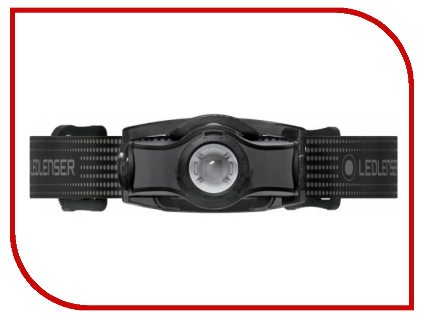 Фонарь LED Lenser MH3 Grey 501597 цена 2017
