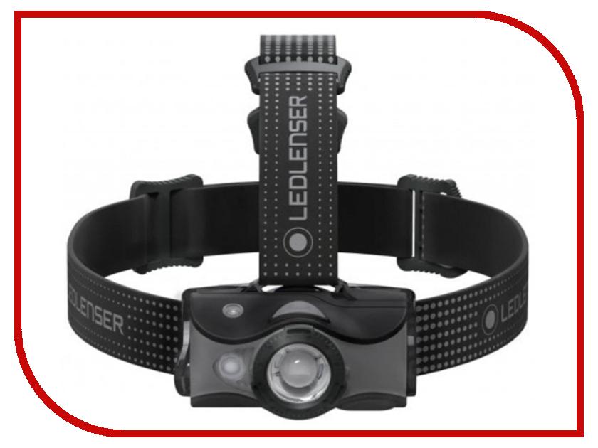 Фонарь LED Lenser MH7 Grey 501599 фонарь led lenser p2 bm 8402 светодиодный черный
