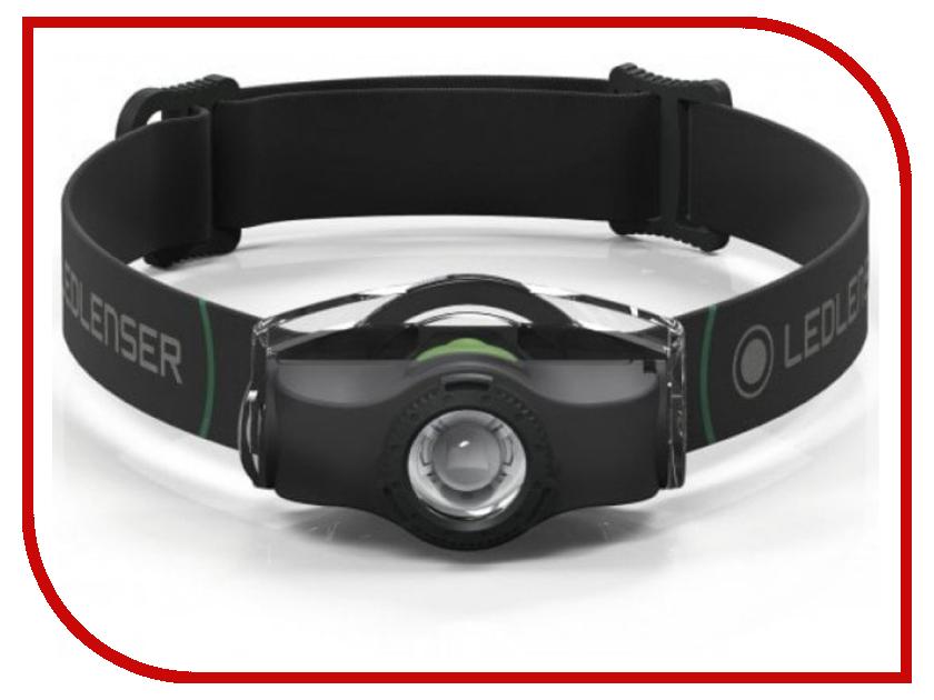 Фонарь LED Lenser MH4 Black 500952 monster hunter 4g mh4 front
