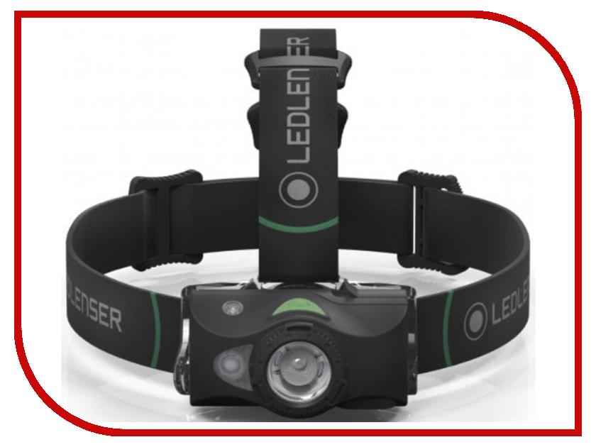 Фонарь LED Lenser MH8 Black 500972 цены онлайн