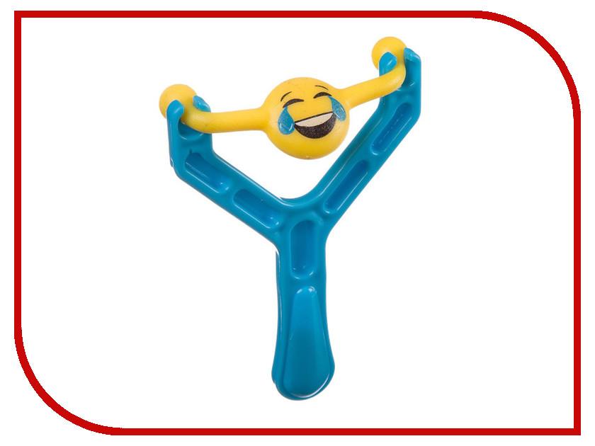 Фото - Игрушка Bondibon Чудики Летящий Эмоджи Light-Blue ВВ2474 игрушка антистресс bondibon чудики мякиш рыба еж вв3035