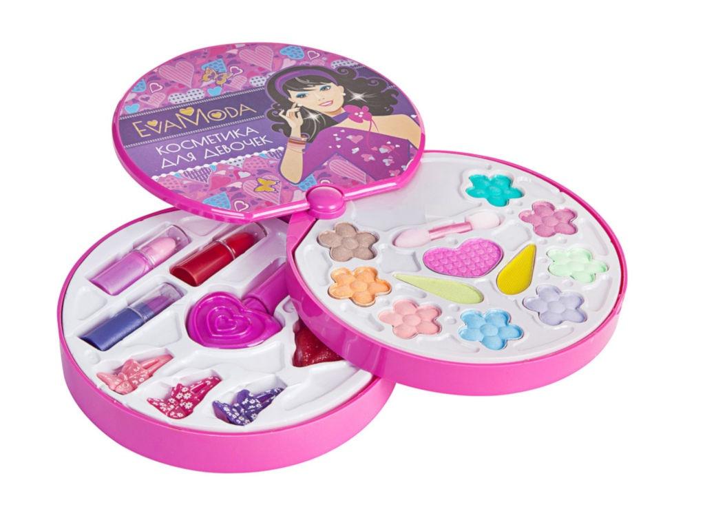 Набор детской декоративной косметики Bondibon Eva Moda Box ВВ1775