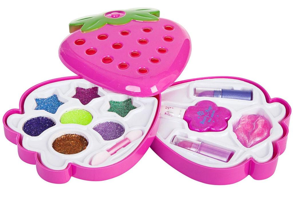 Набор детской декоративной косметики Bondibon Eva Moda Box ВВ1774