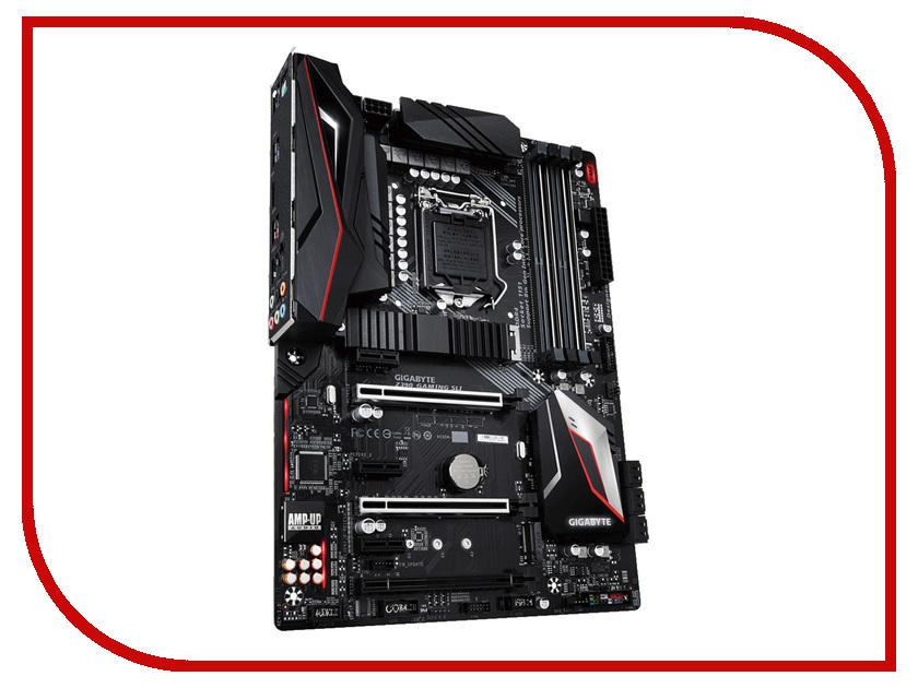 Материнская плата GigaByte Z390 Gaming SLI компьютер gigabyte brix gaming vr