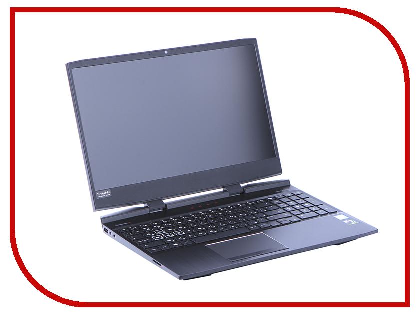 Ноутбук HP Omen 15-dc0025ur 4GW00EA Shadow Black (Intel Core i7-8750H 2.2 GHz/16384Mb/1000Gb + 256Gb SSD/No ODD/nVidia GeForce GTX 1060 6144Mb/Wi-Fi/Bluetooth/Cam/15.6/1920x1080/DOS)